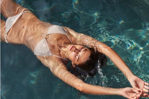 Pastel swimsuits for women bikini eres