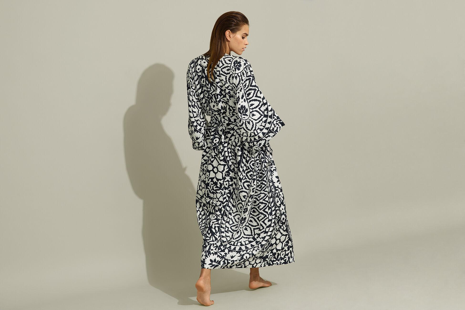 Sultan Langer Kimono Standardansicht �