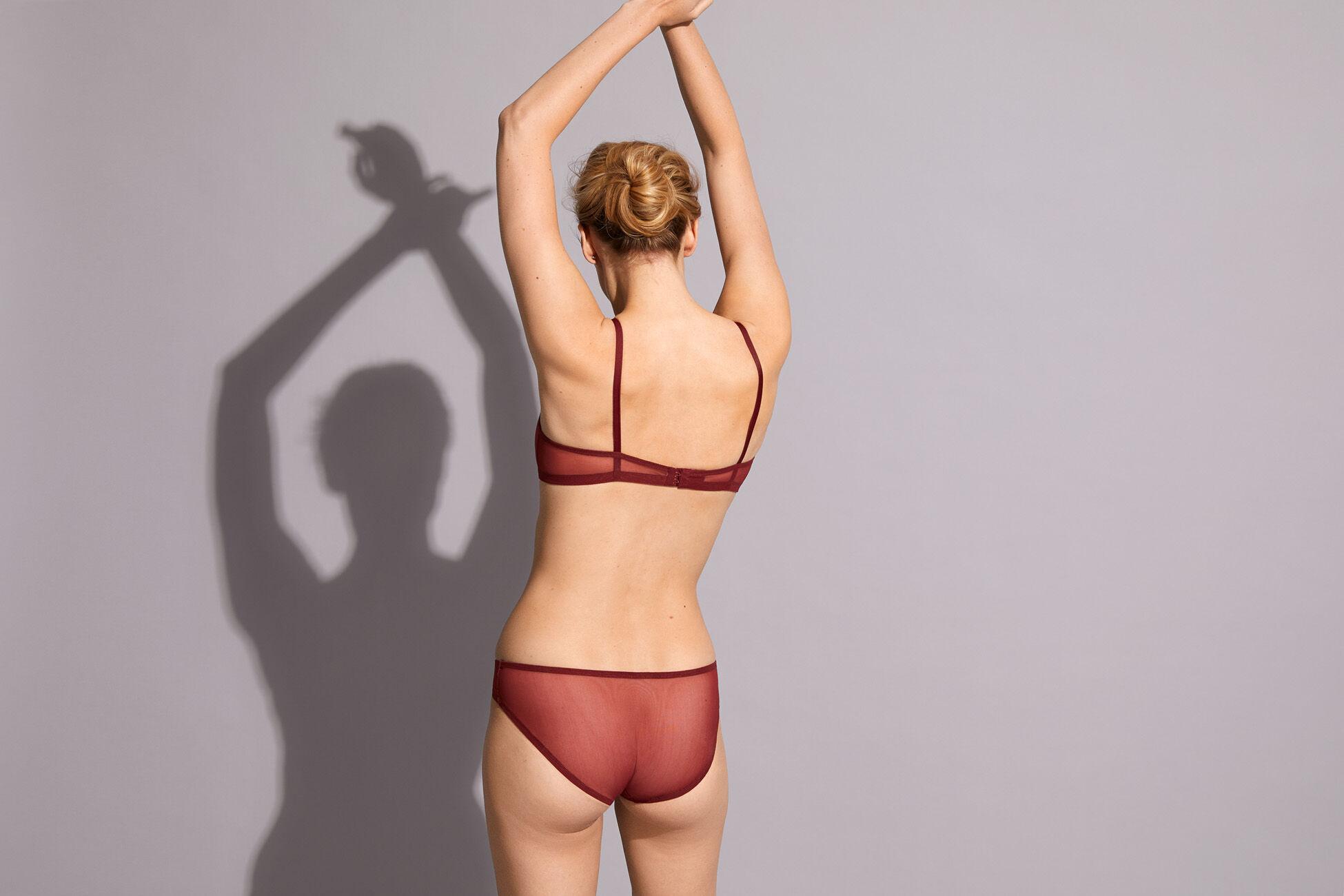 Bel Triangle bra standard view �