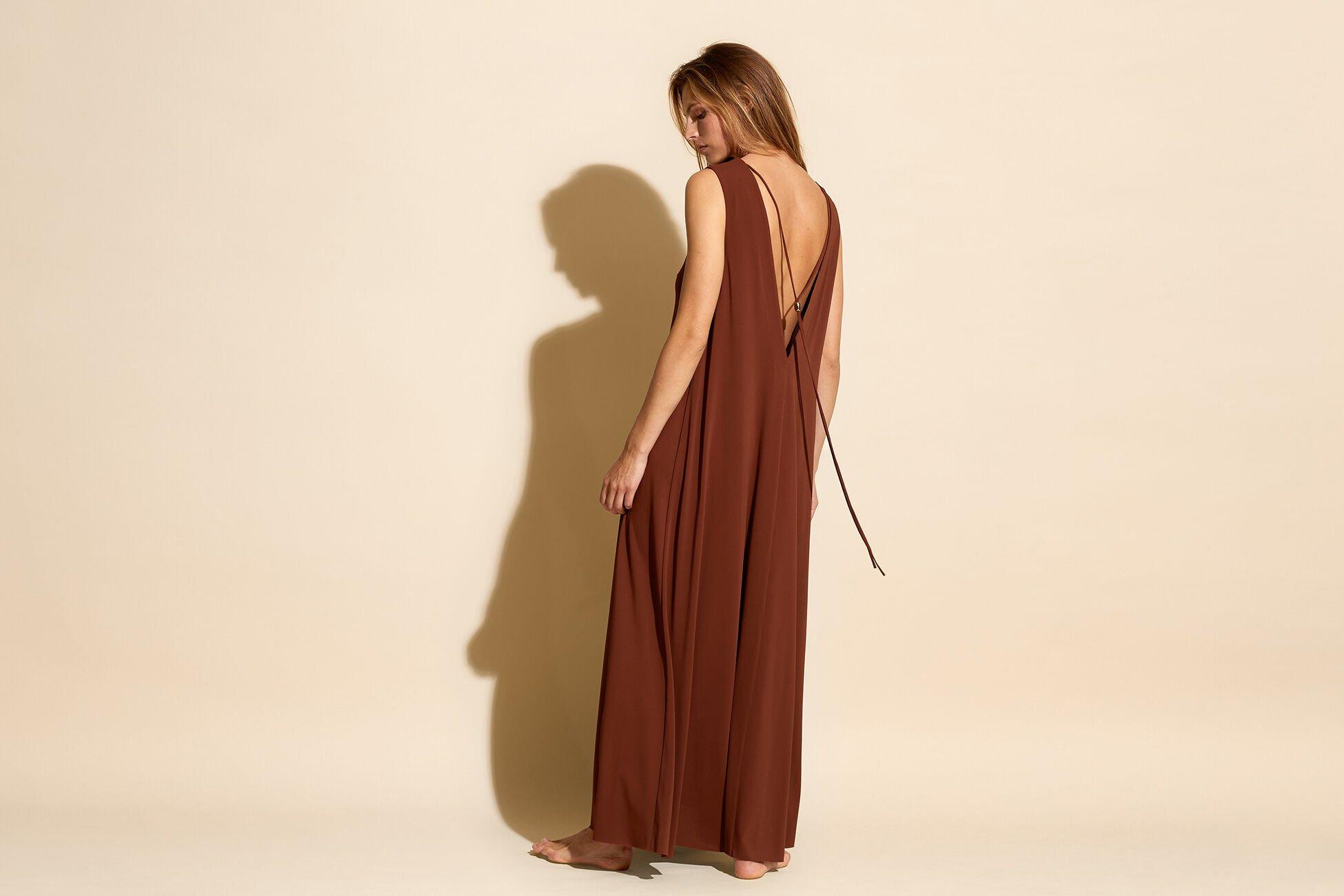 Axelle Langes Kleid Standardansicht �