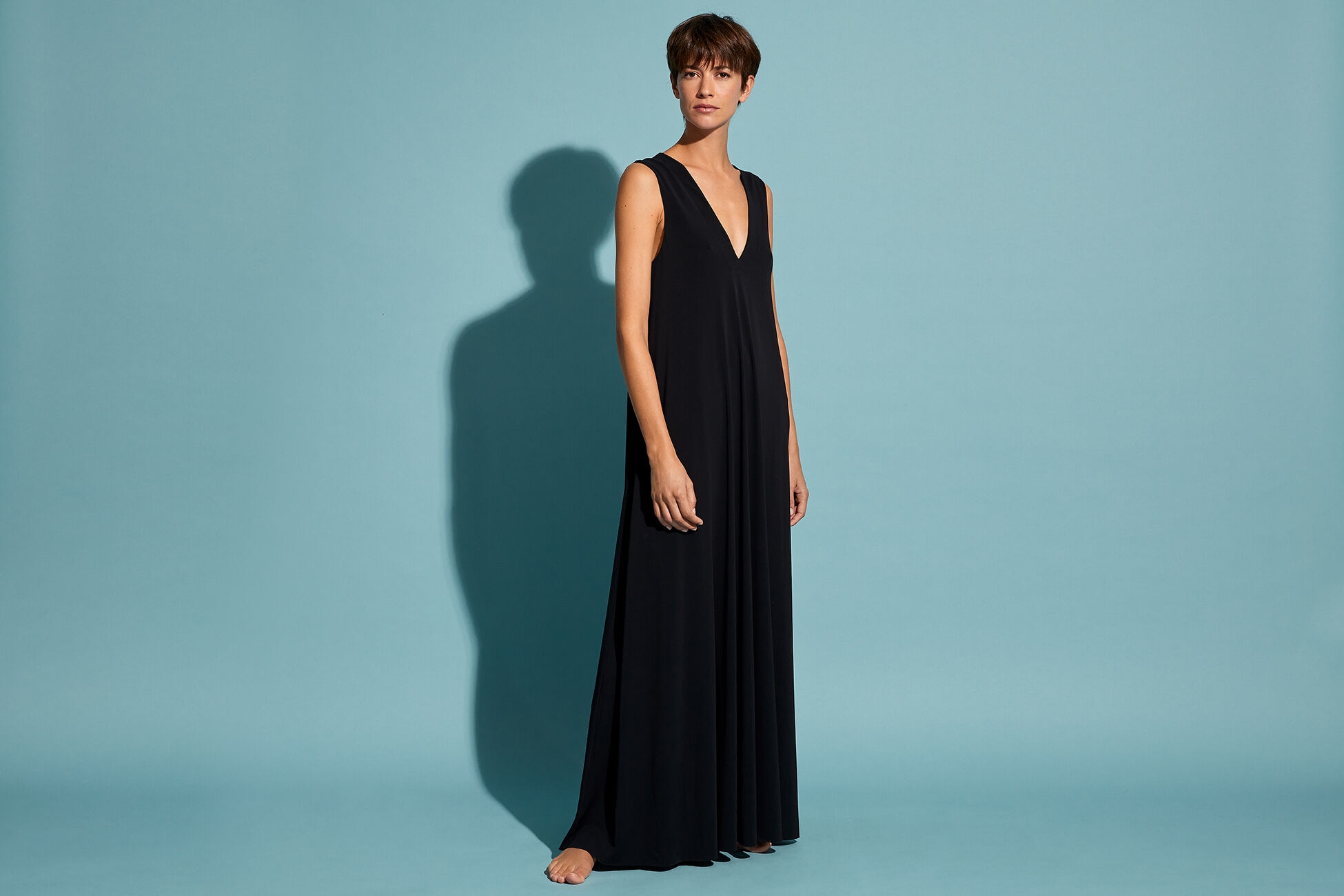Axelle Long dress standard view �