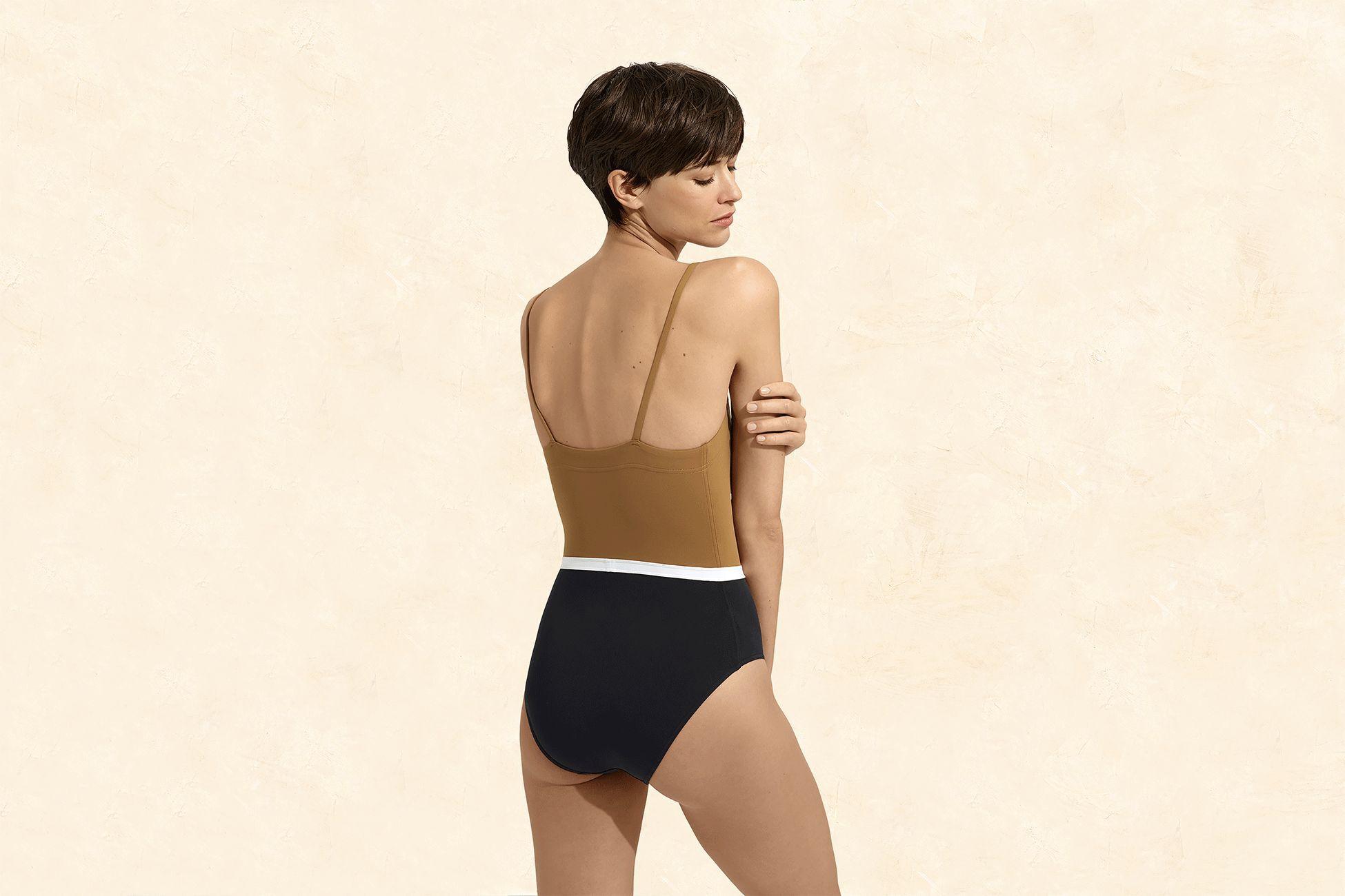 Ara Panama Une-pièce nageur vue standard �