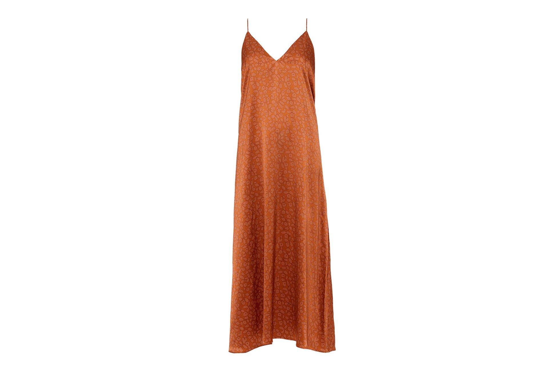 Dayita Long dress standard view �