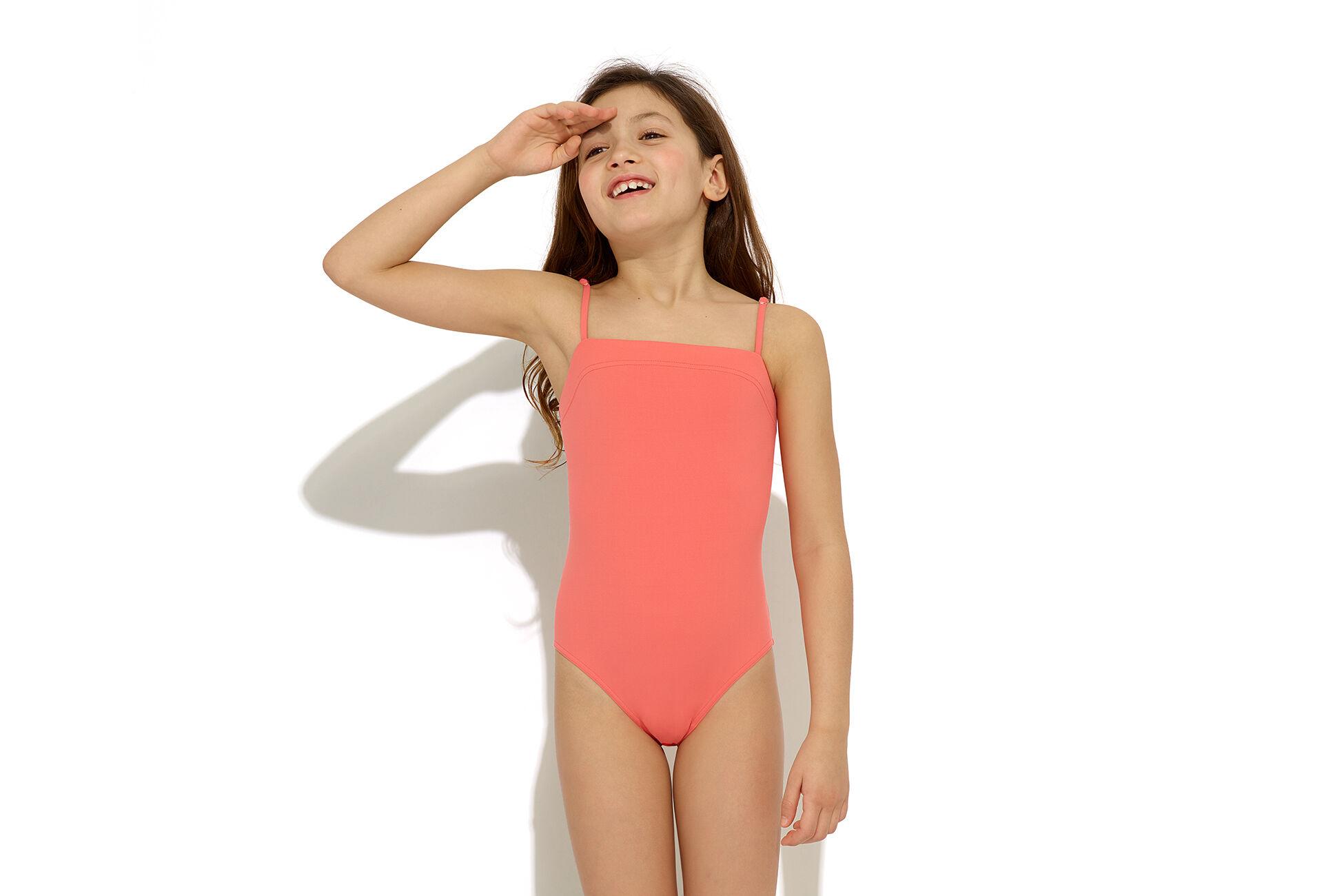 Kid Aquarelle One-piece swimsuit standard view �