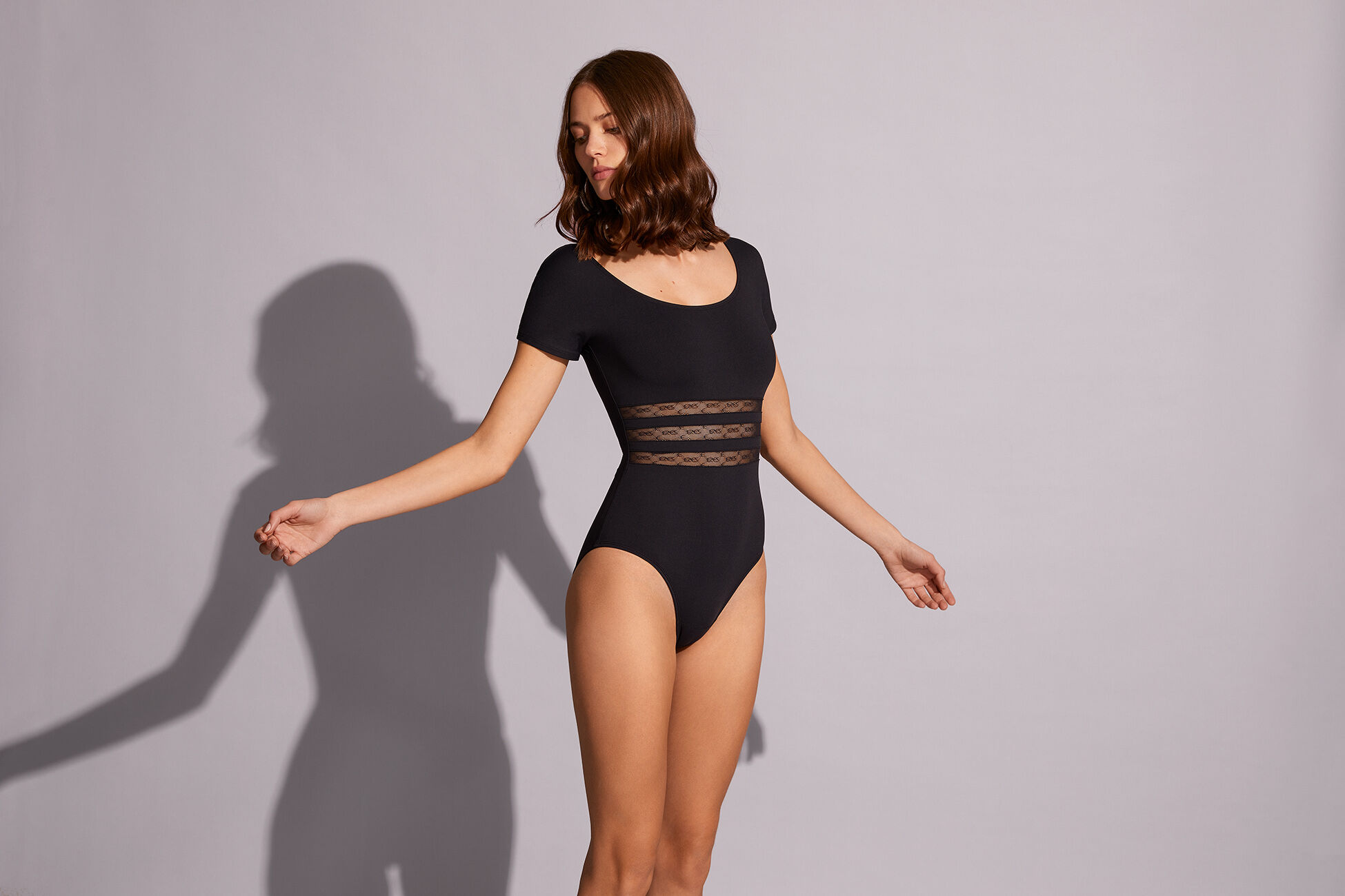 Ayurveda Leotard standard view �