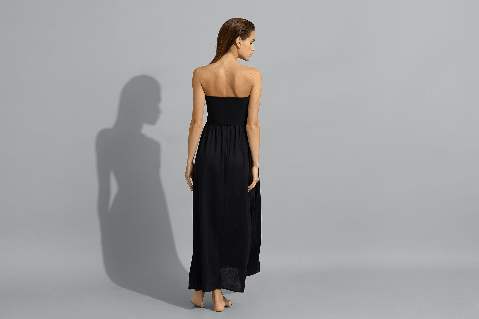Ankara Langes Kleid Standardansicht �