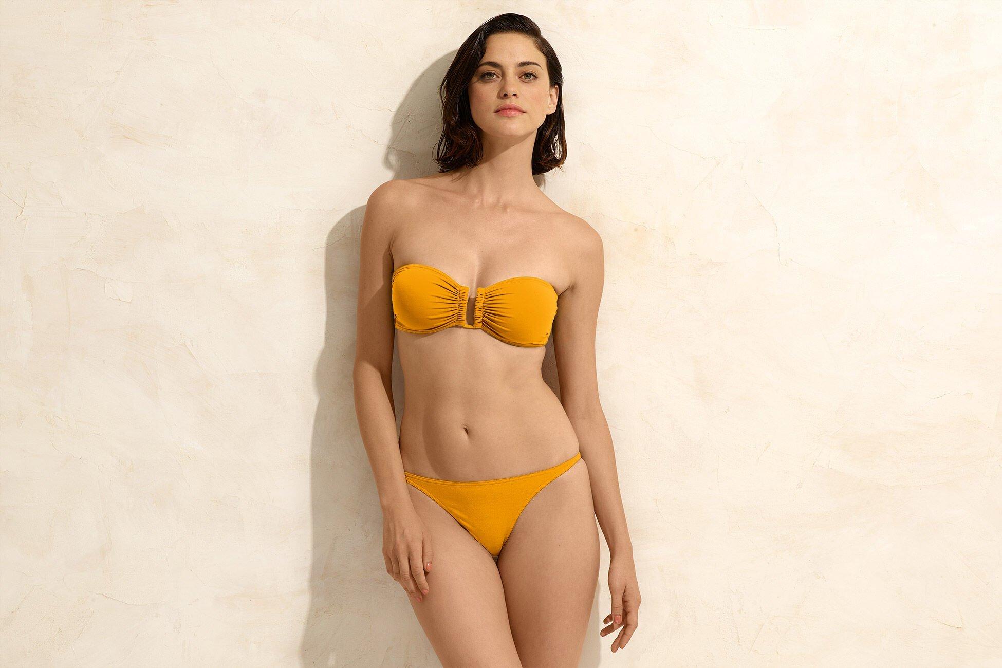 Kimy Thin bikini briefs standard view �