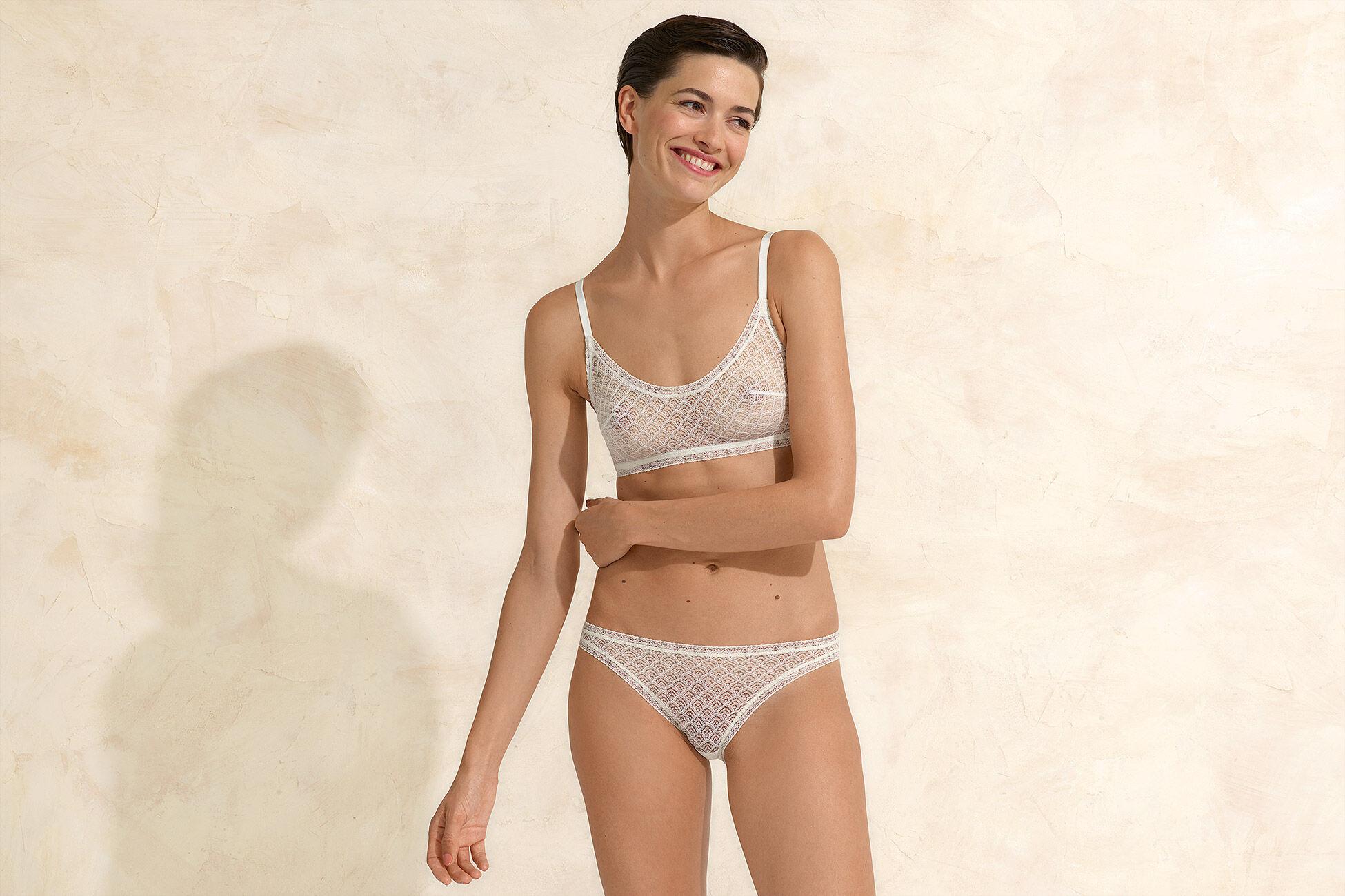 Torsade Braguitas tipo bikini Vista estándar NaN