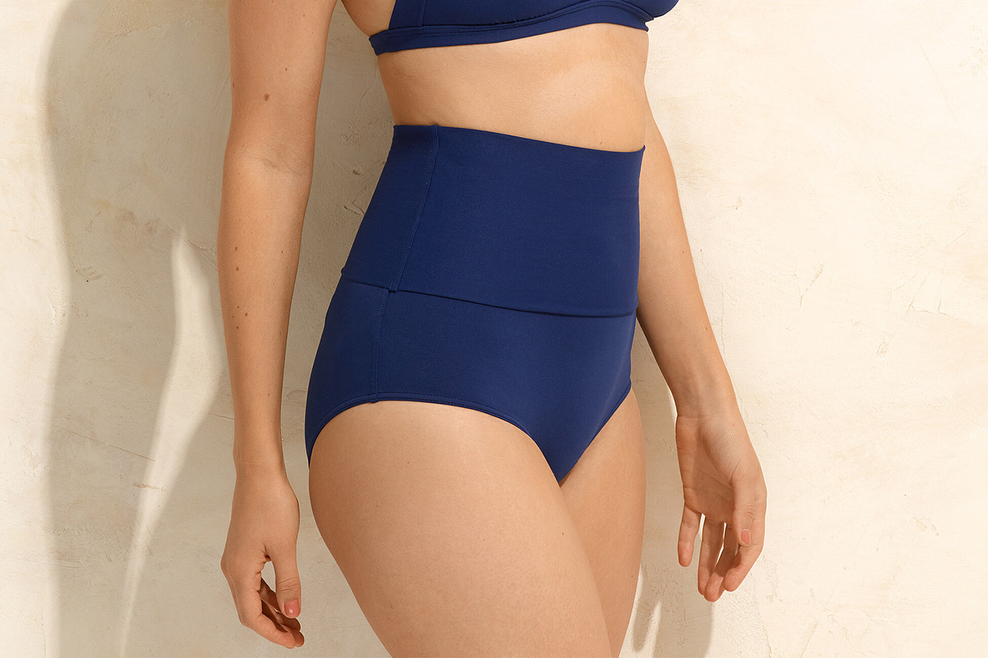 Gredin High-waisted bikini briefs standard view �