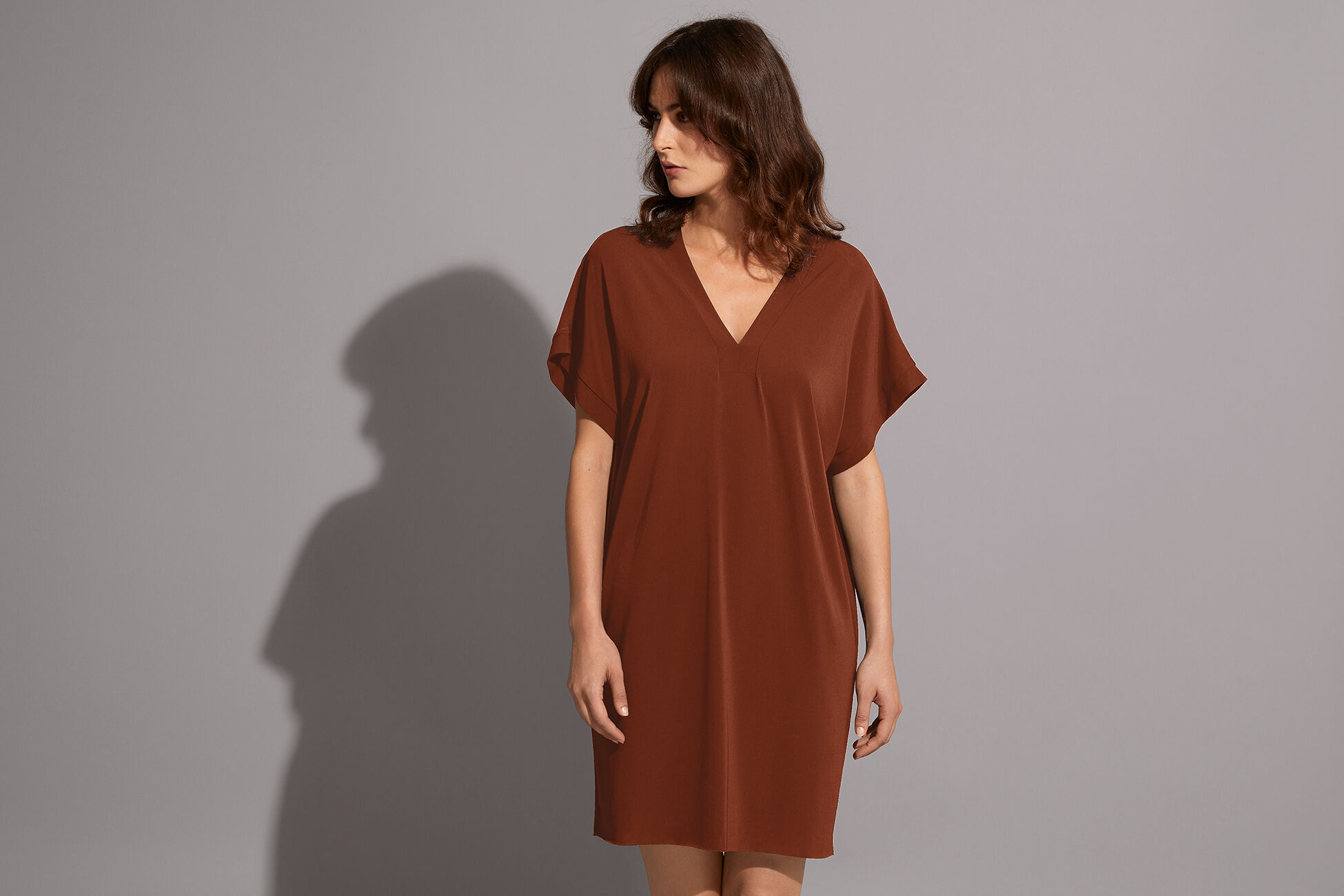 Tali Short tunic standard view �