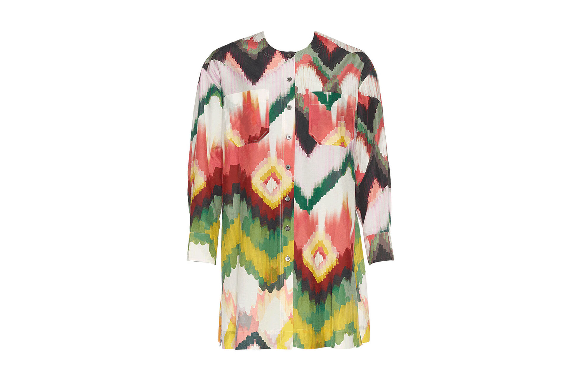 Coquelicot Long shirt standard view �