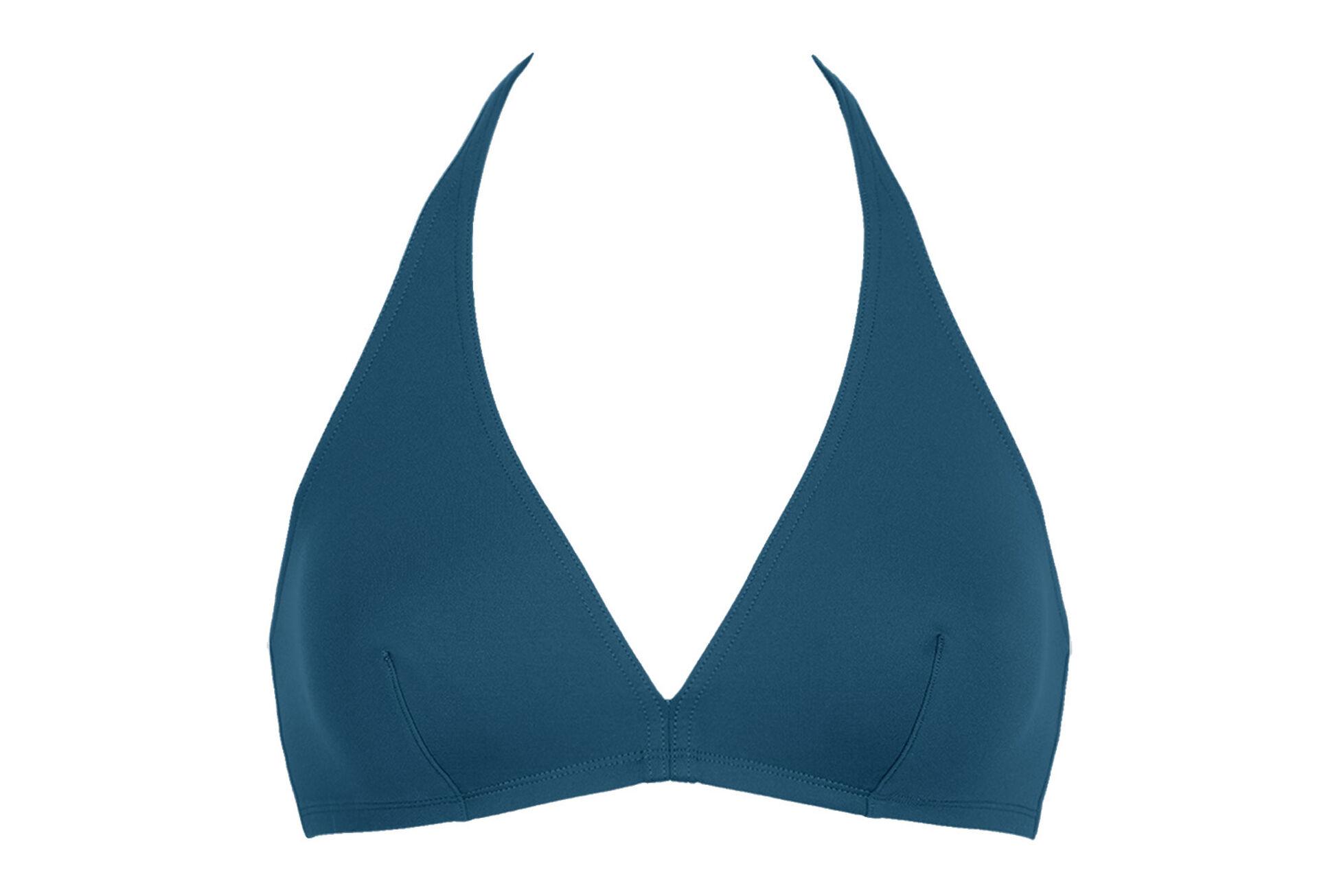 Gang Full-cup triangle bikini top standard view �