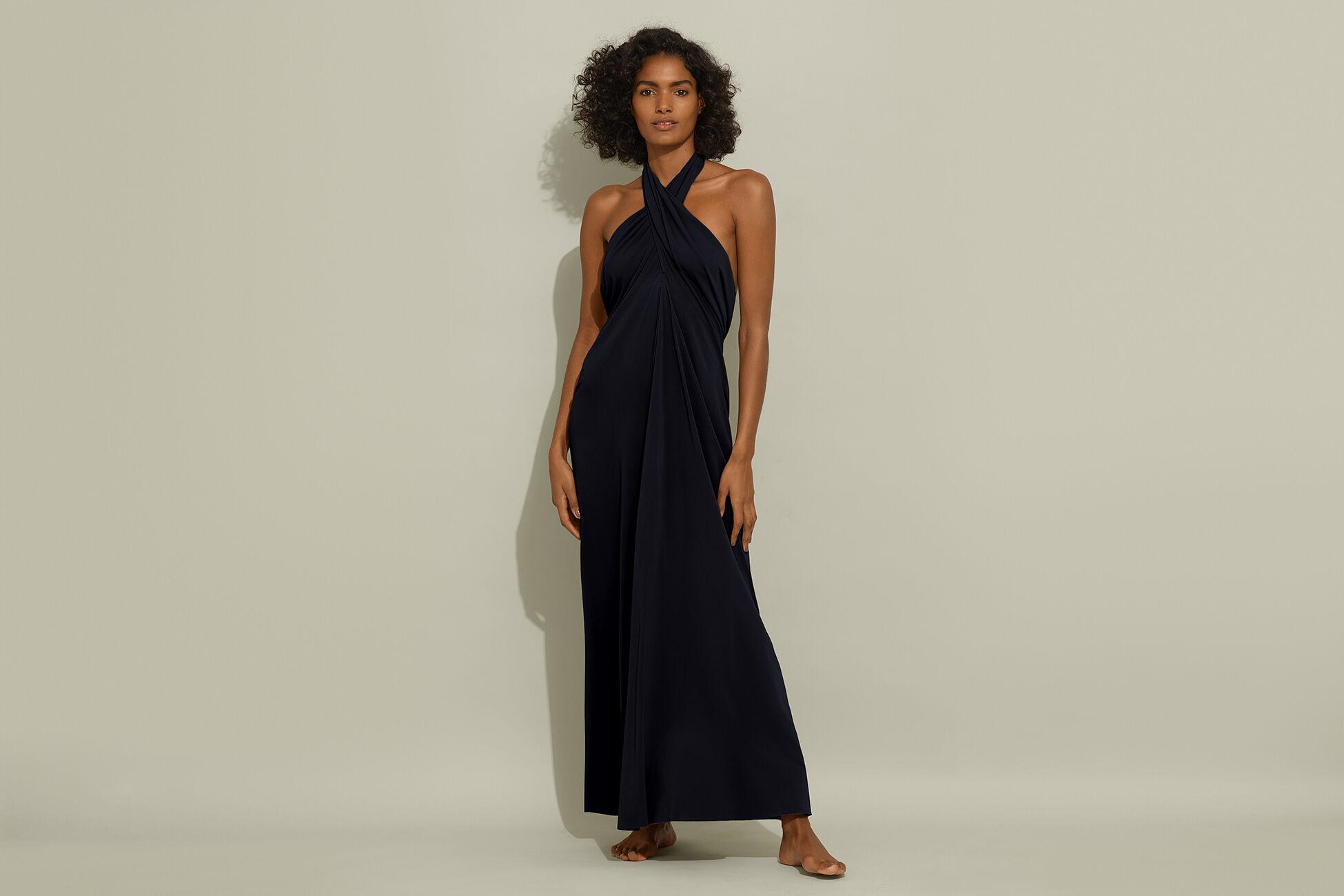 Caro Long dress standard view �