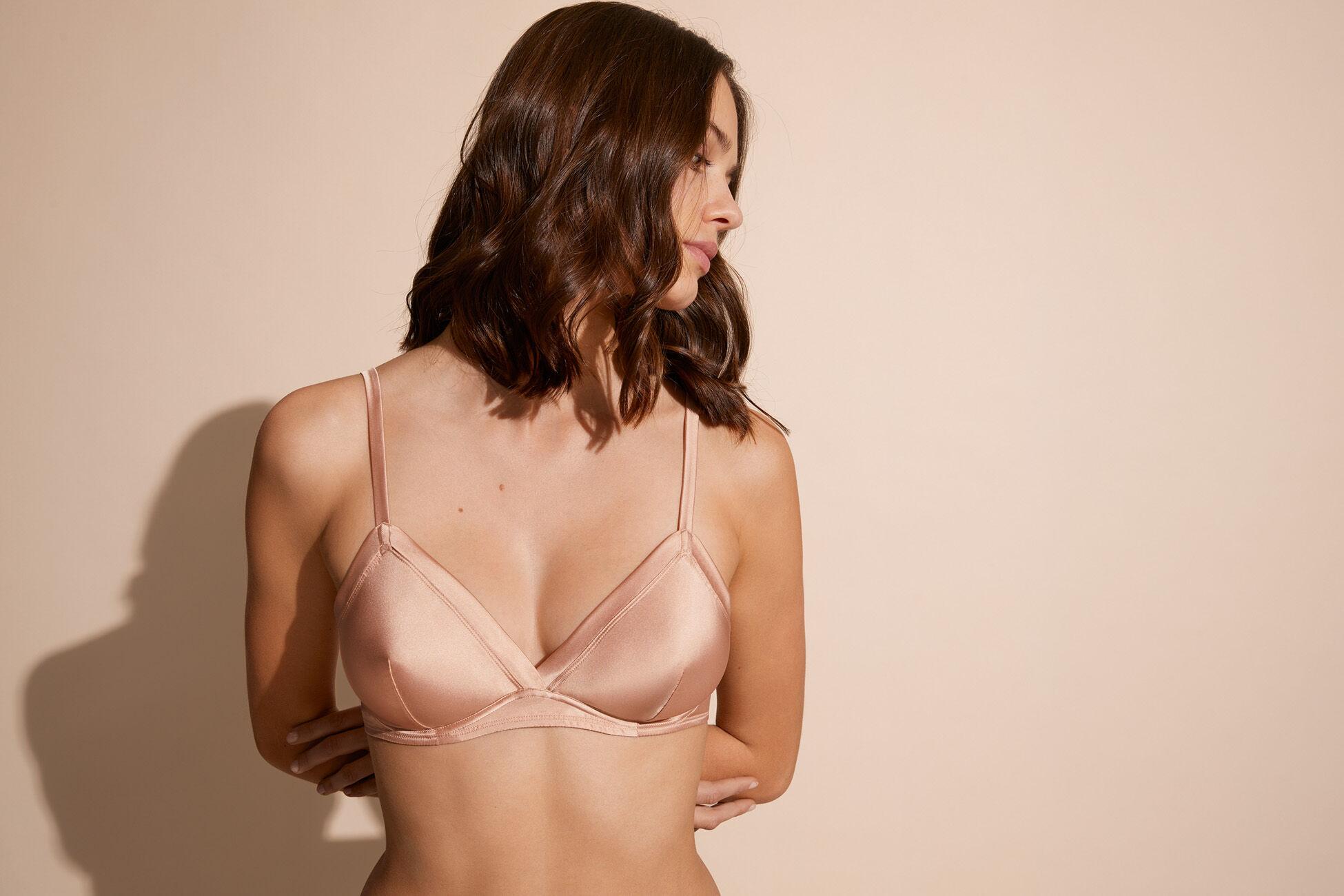 Achille Triangle bra standard view �