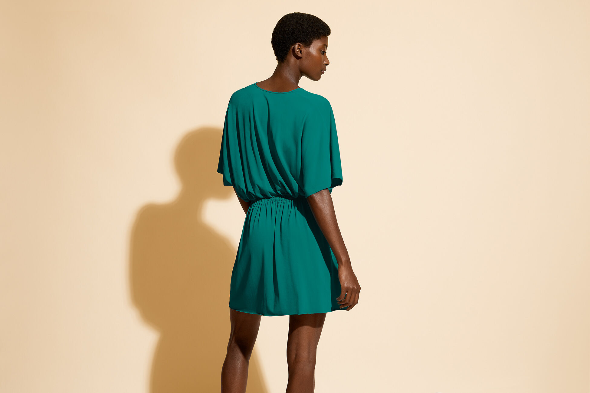 Sybel Short dress standard view �
