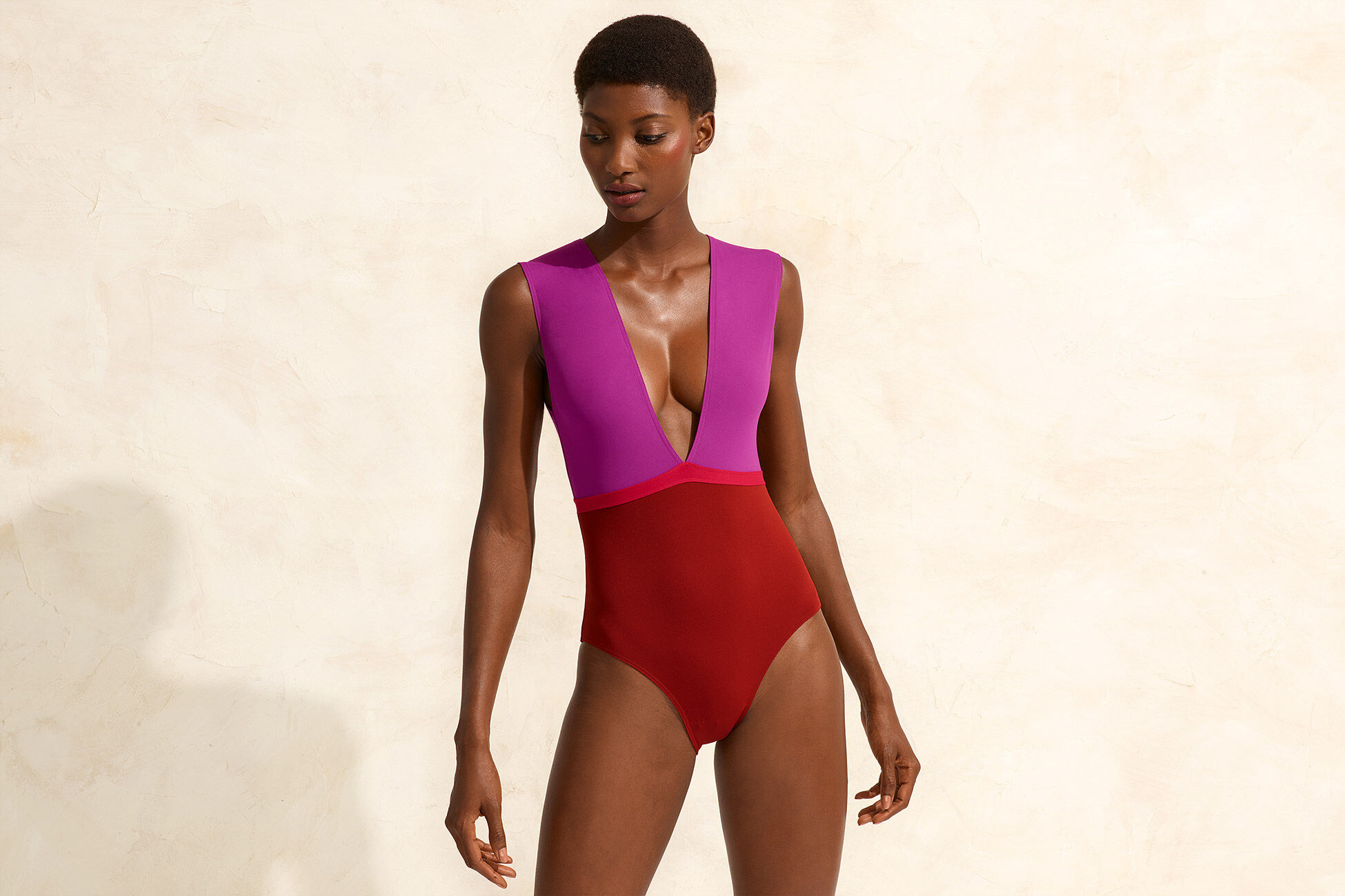 Ambera Costa Rica Sophisticated one-piece standard view �
