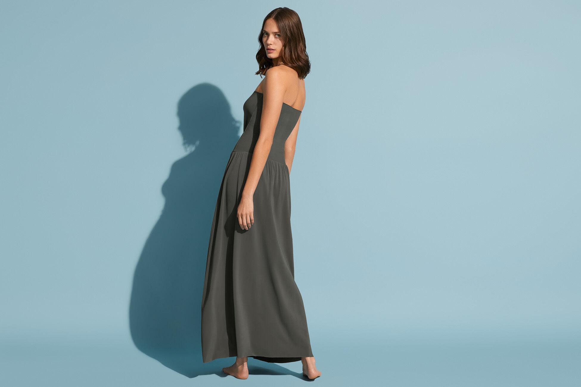 Oda Long dress standard view �