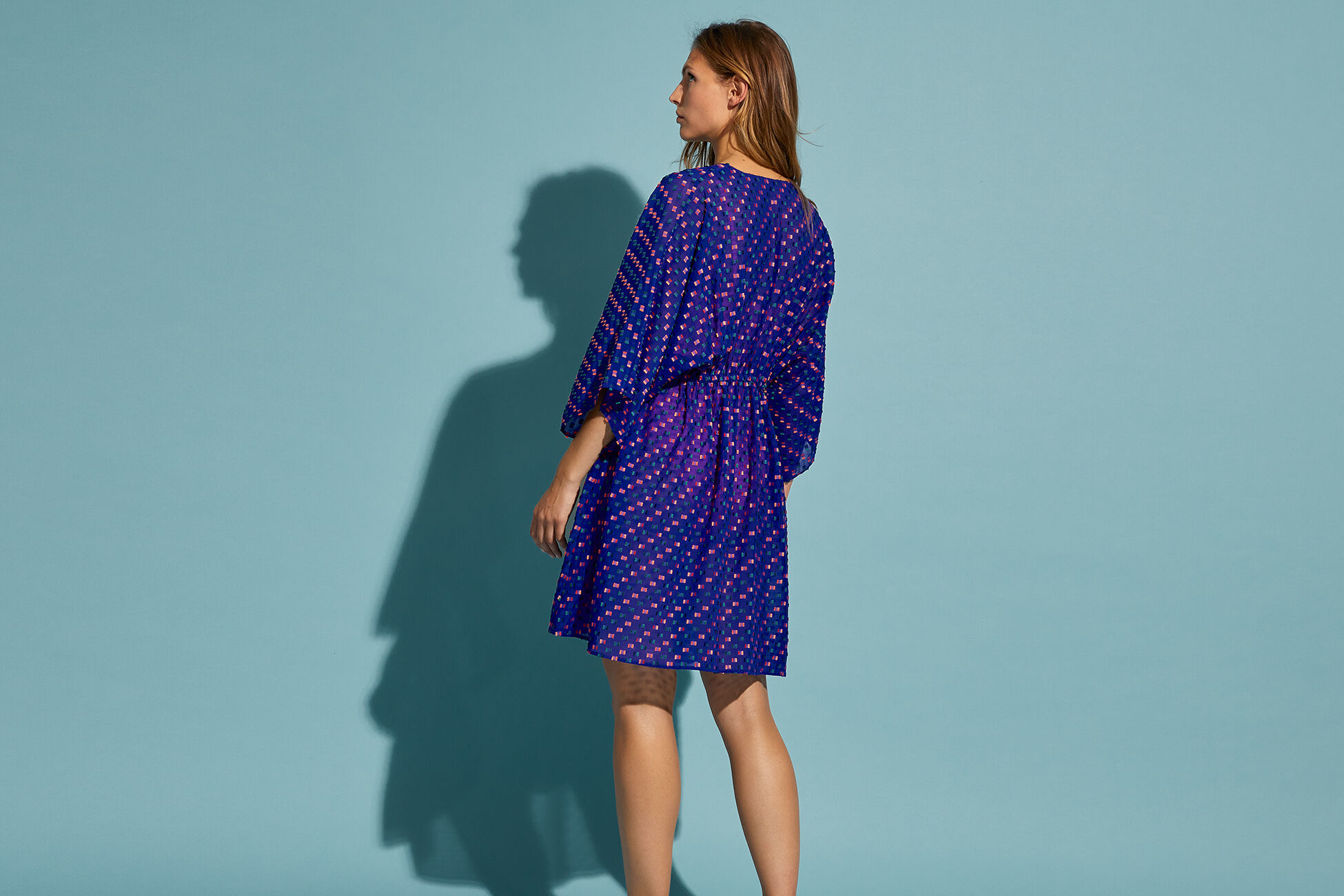 Persan Kurzes Kimono Standardansicht �