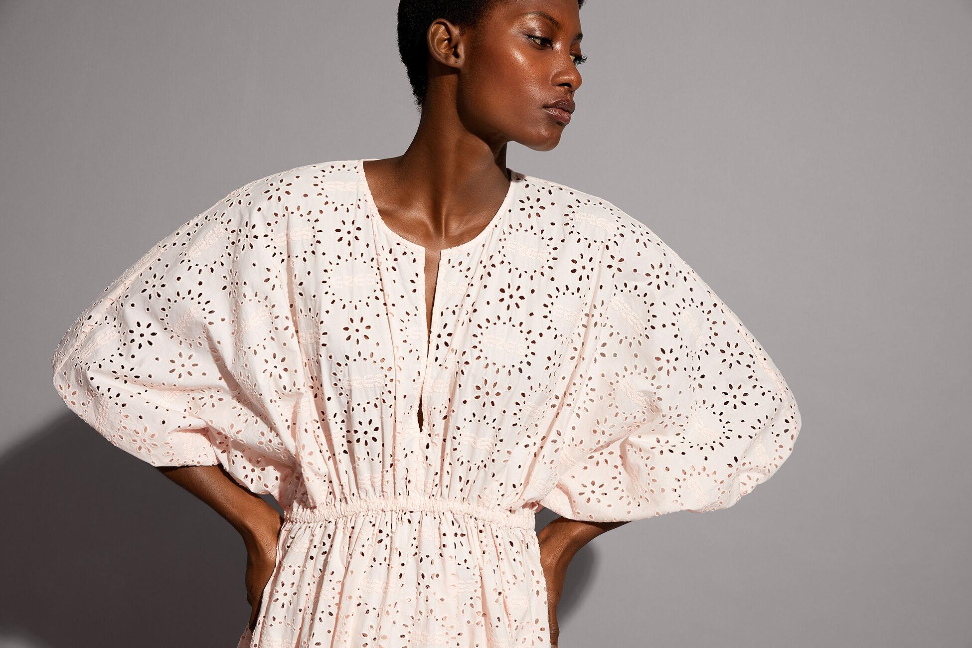 Laureate Langes Kleid Standardansicht �