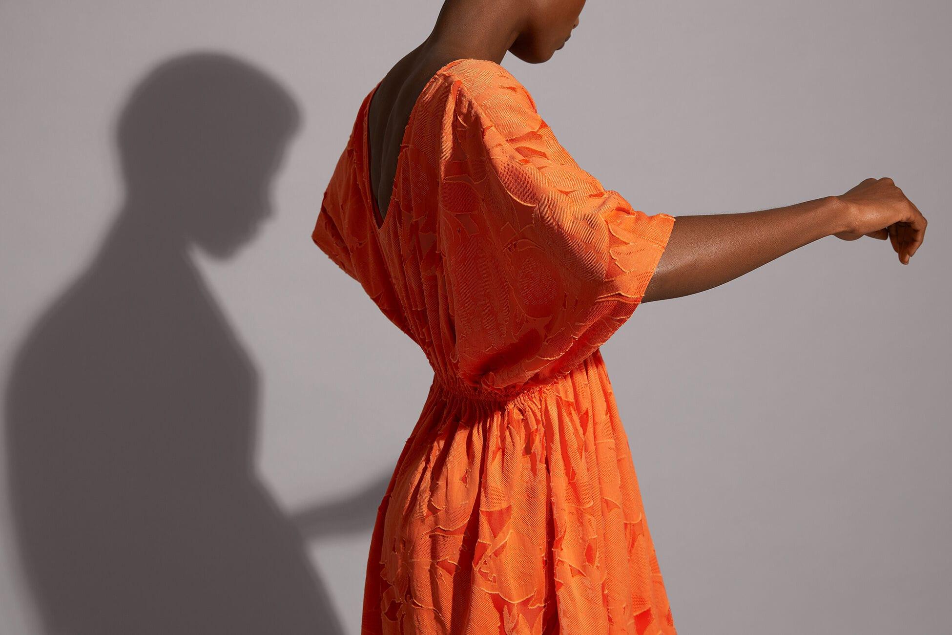 Agrumes Kurzes Kleid Standardansicht �