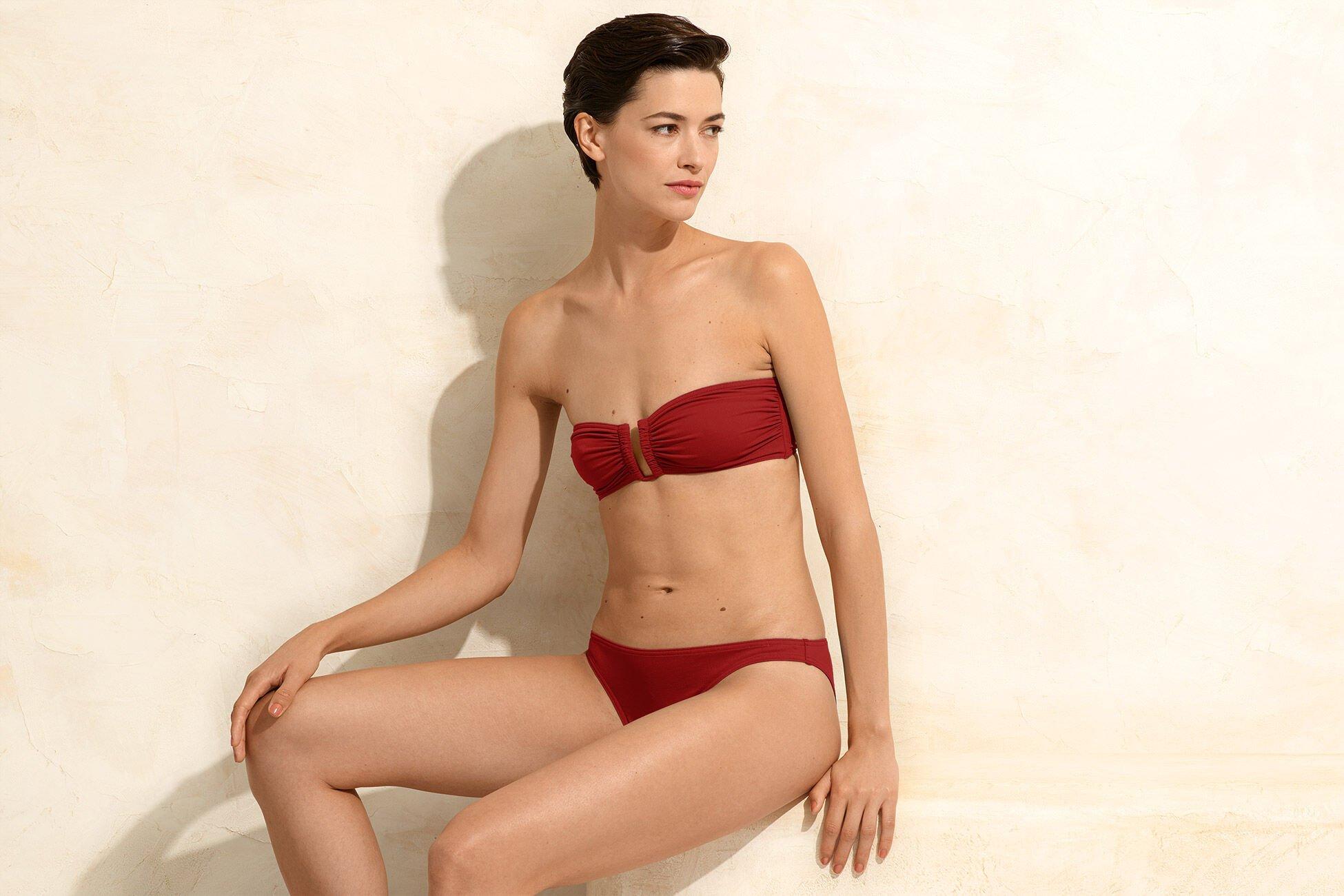 Fripon Klassische Bikinihose Standardansicht �