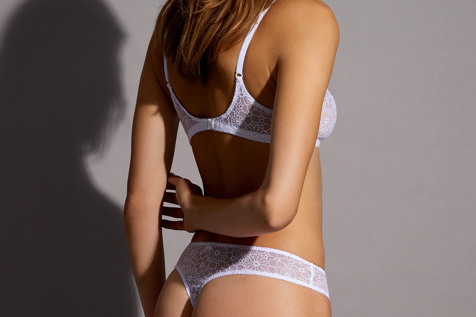 Romance Crop top bra standard view �