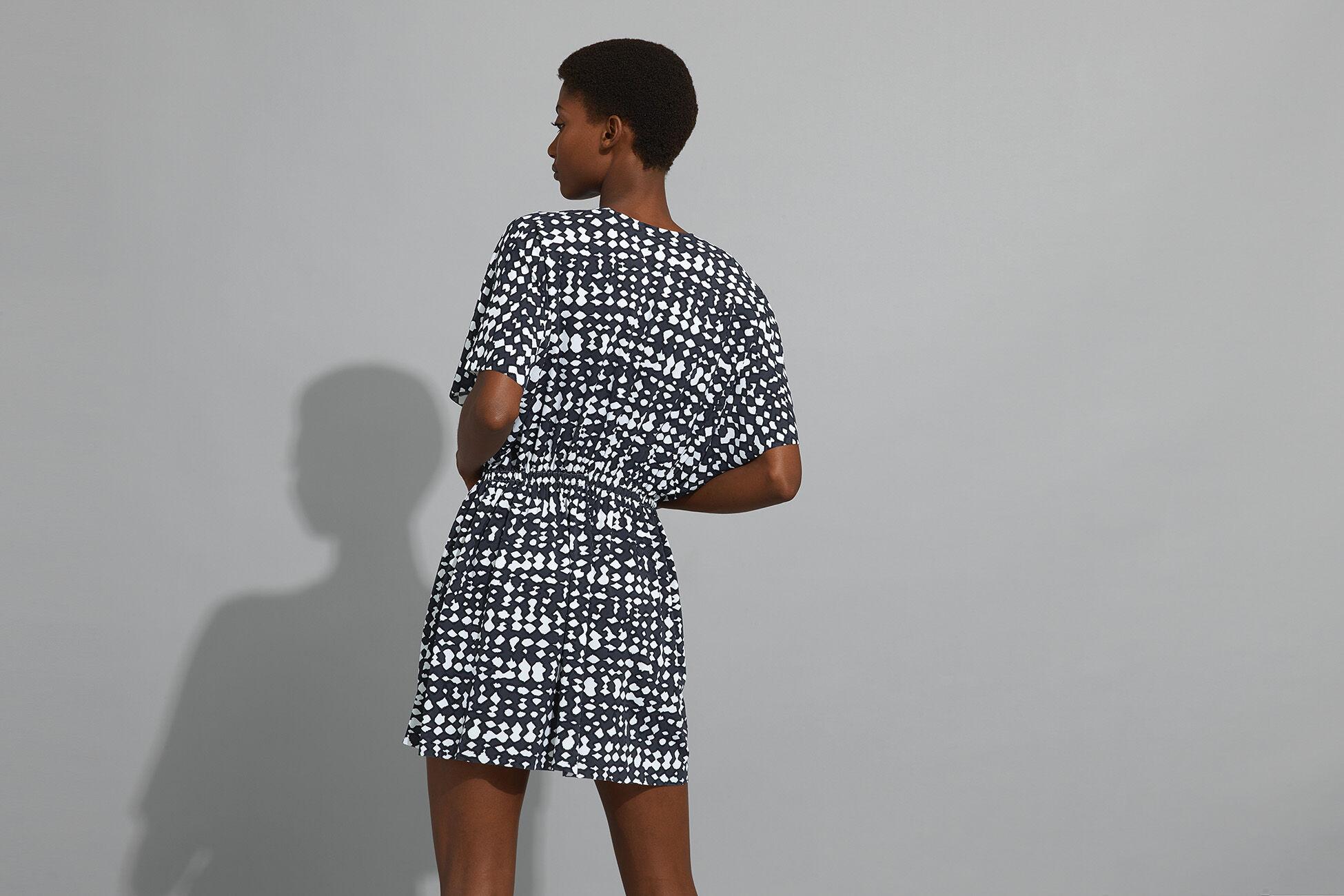 Zèbre Short dress standard view �