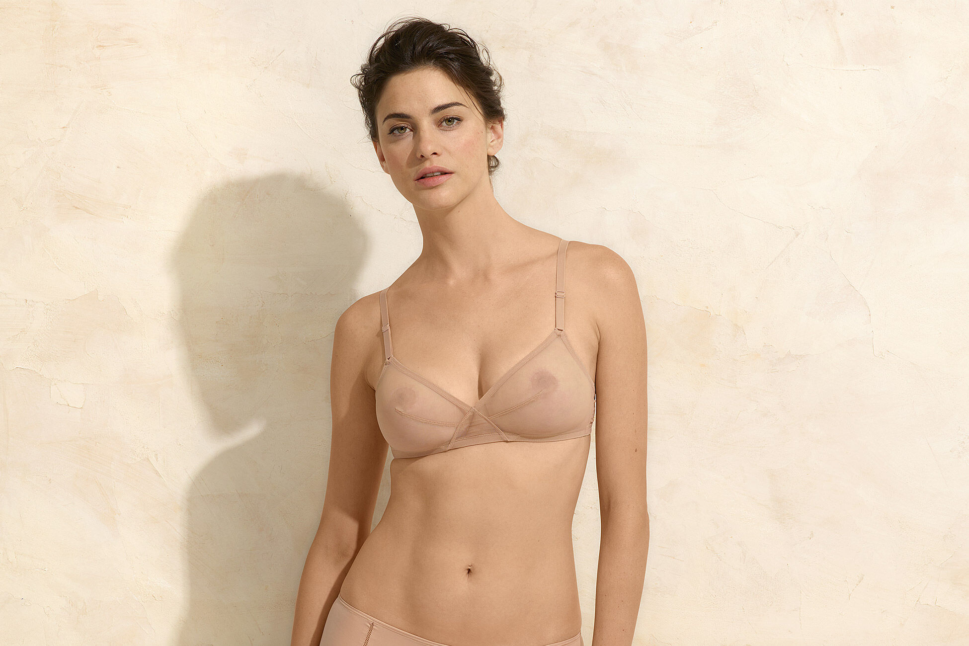 Bel Triangle bra standard view �