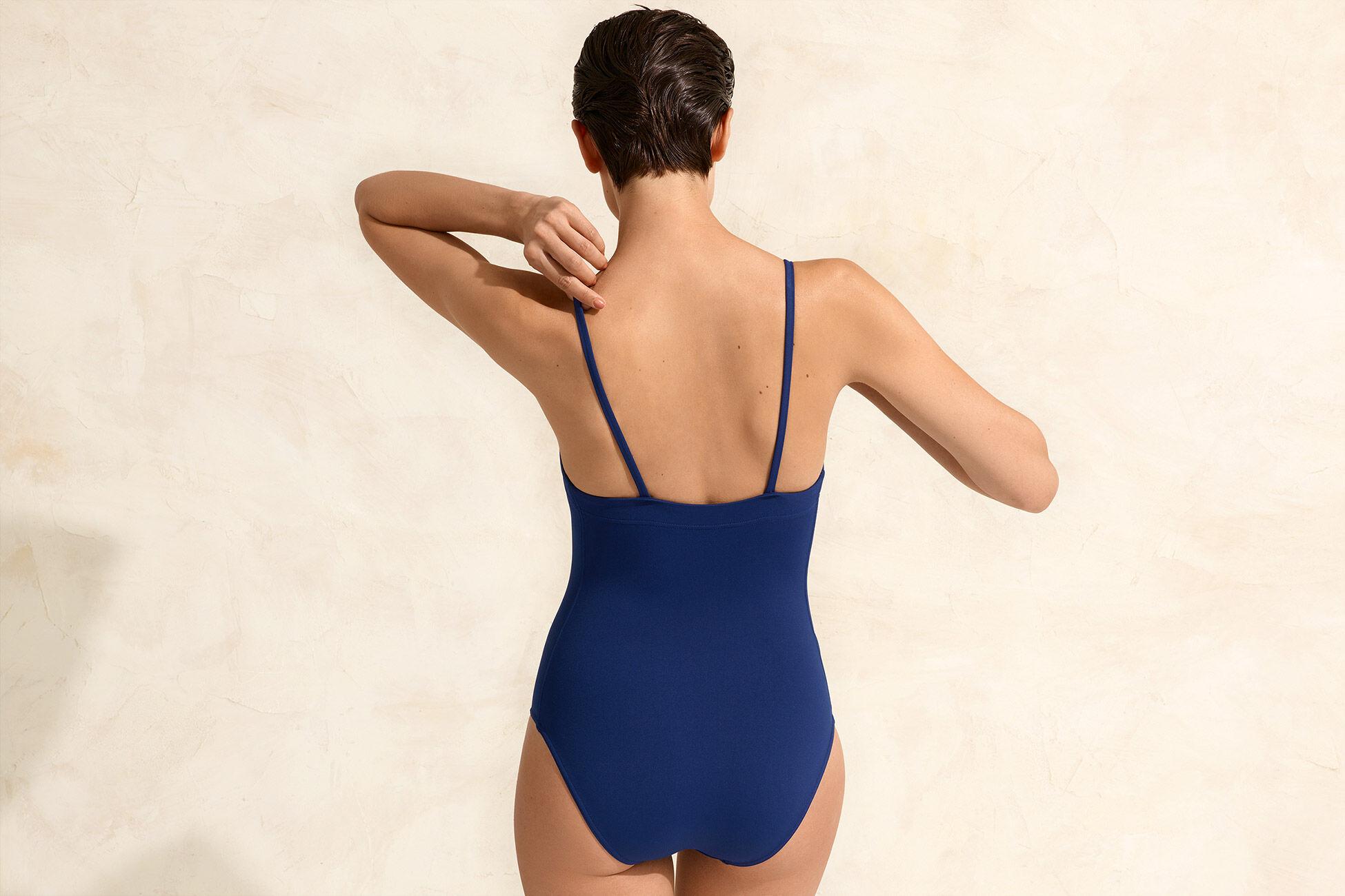 Aquarelle Costume intero olimpionico standard vista �