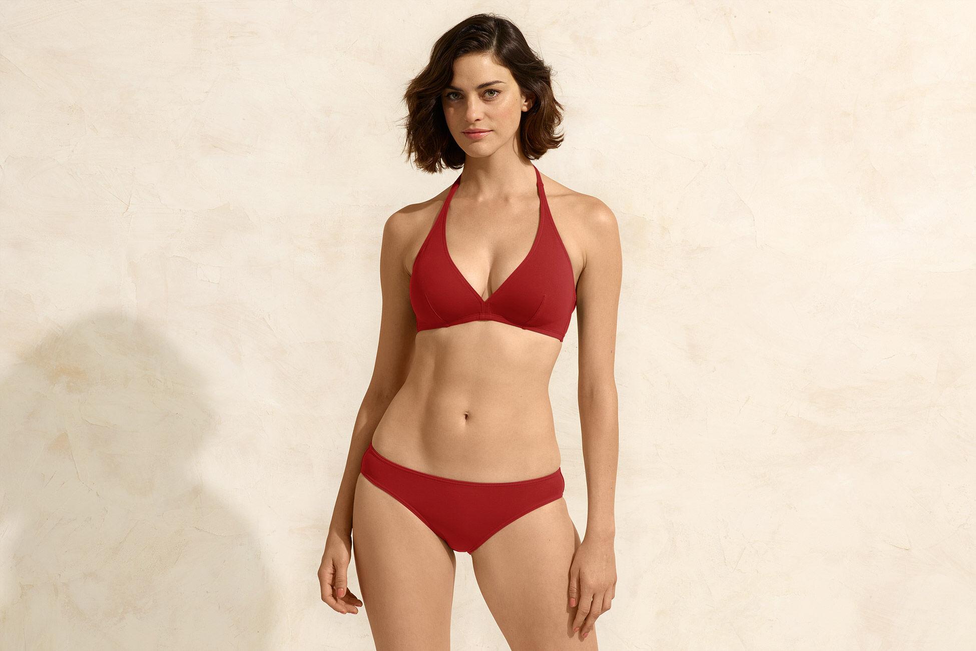 Scarlett Klassische Bikinihose Standardansicht �