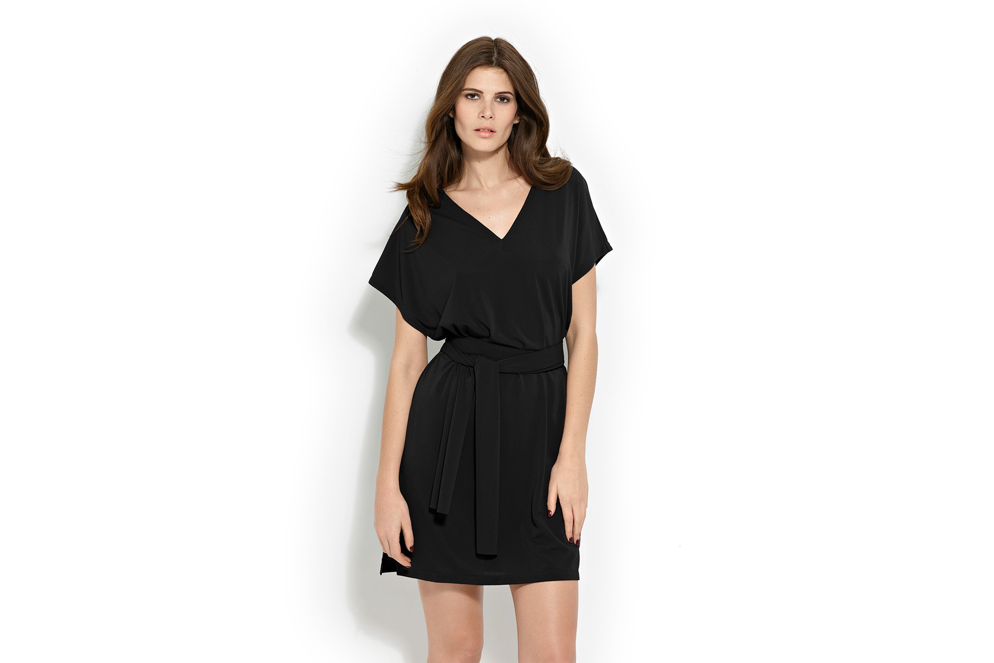 Voleuse Short dress standard view 1