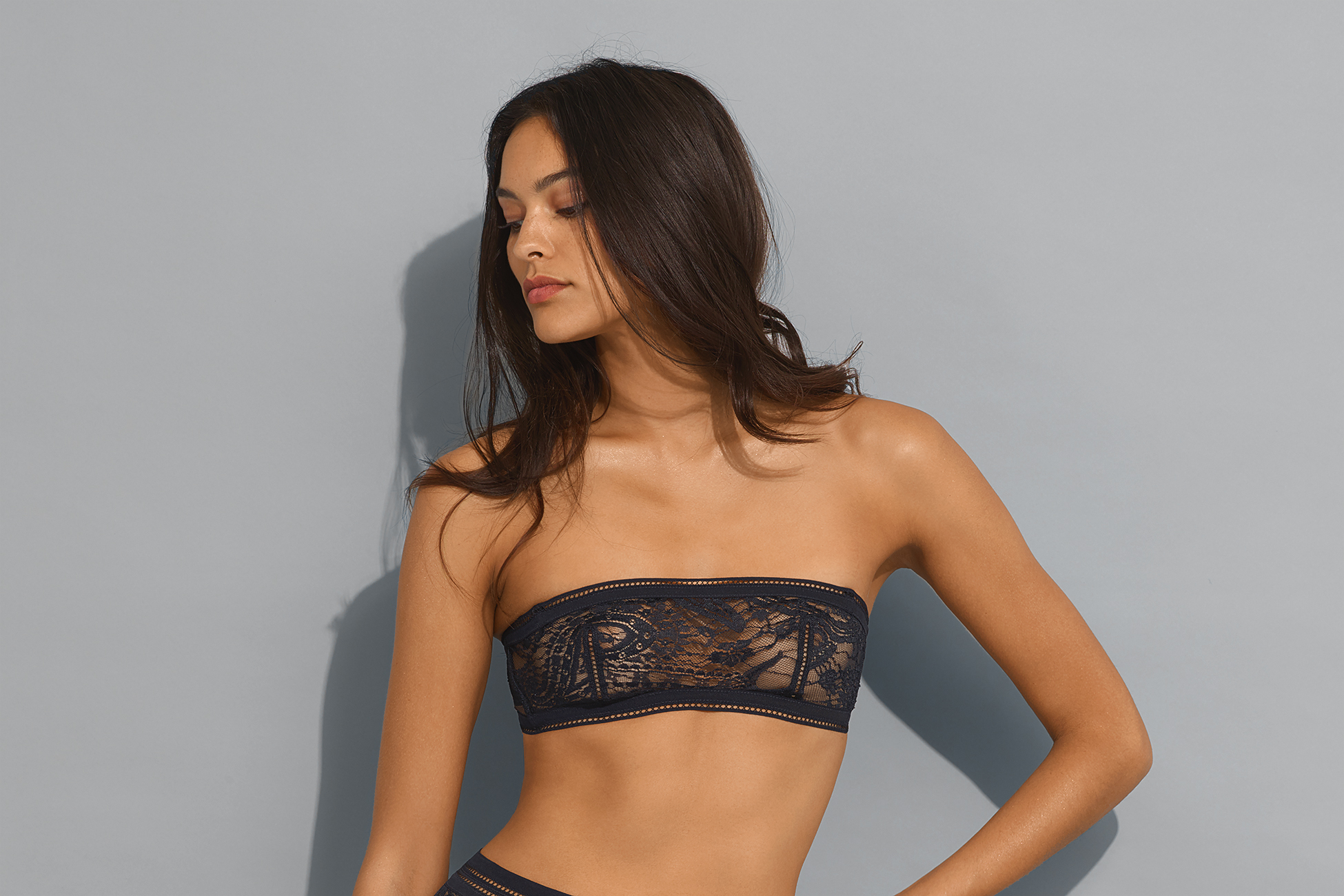 Mousson Crop top bra standard view 1