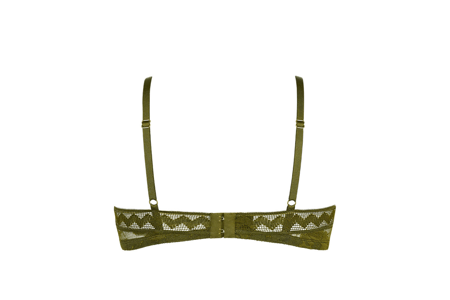Rosier Triangle bra standard view 4