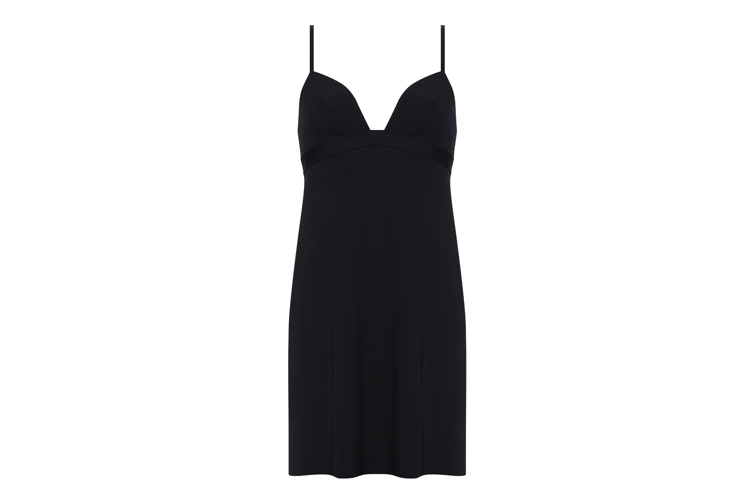 Silhouette courte Underdress standard view 4