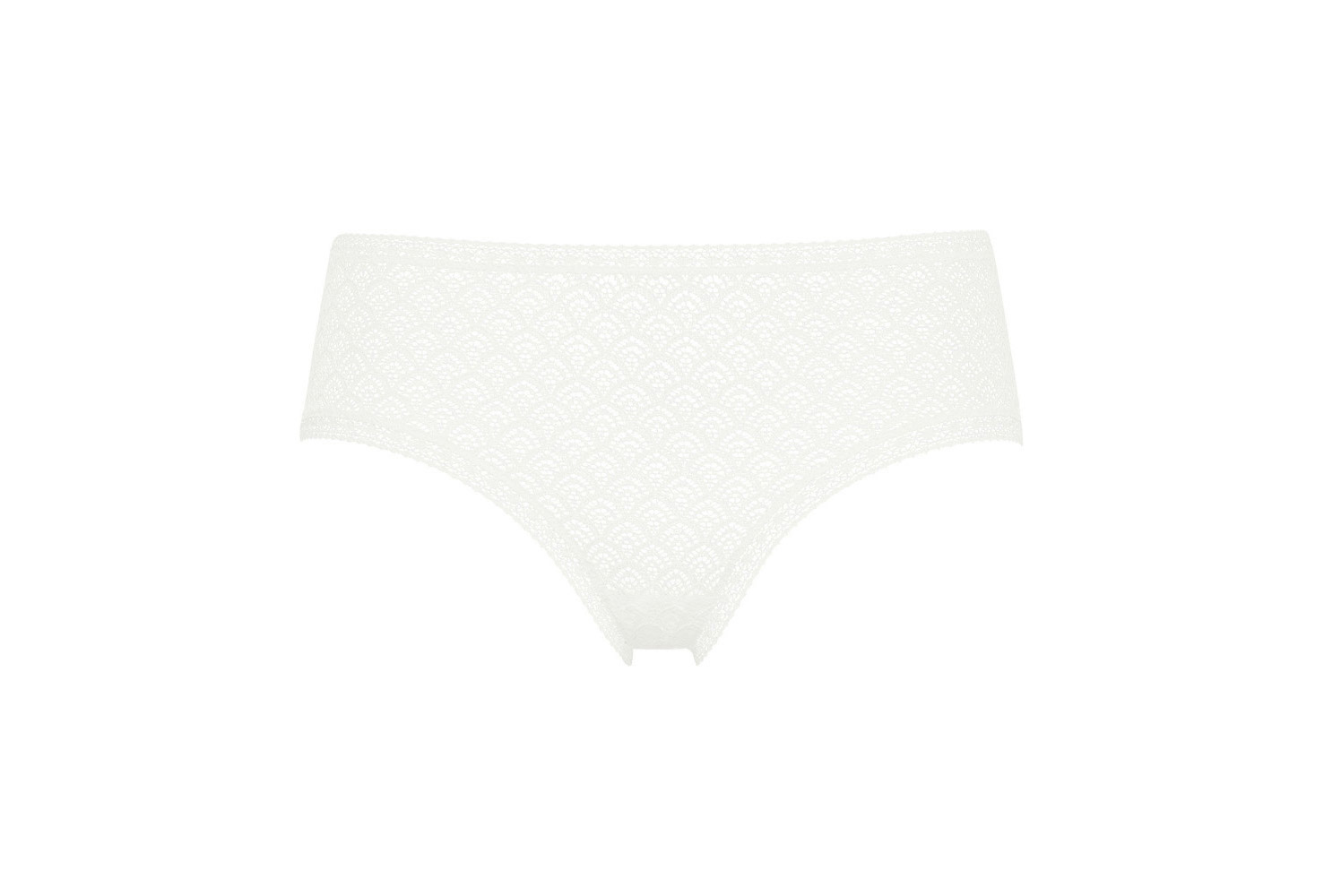 Bouclette High-waisted brief standard view 4