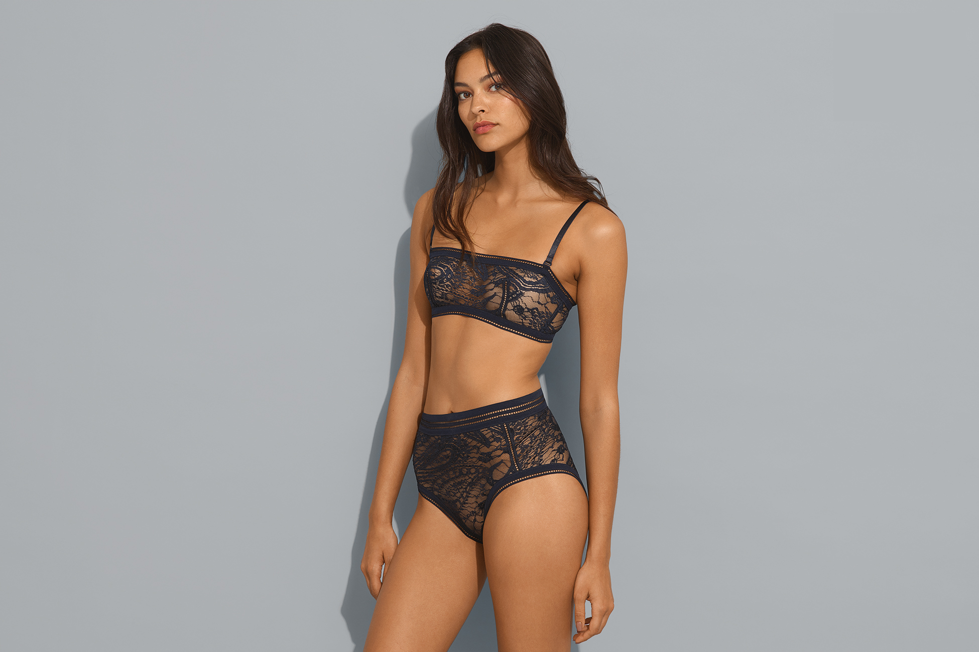 Mousson Crop top bra standard view 2