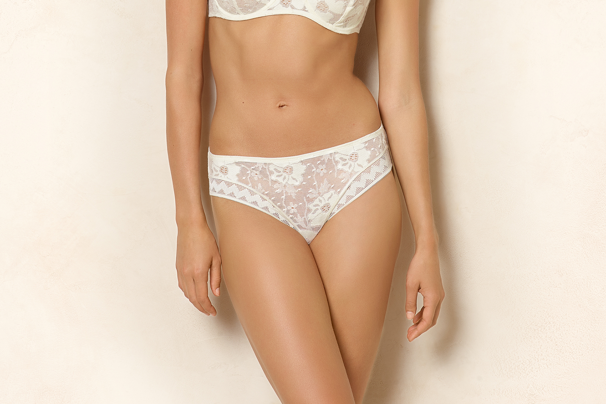 Pivoine Thin briefs standard view 1