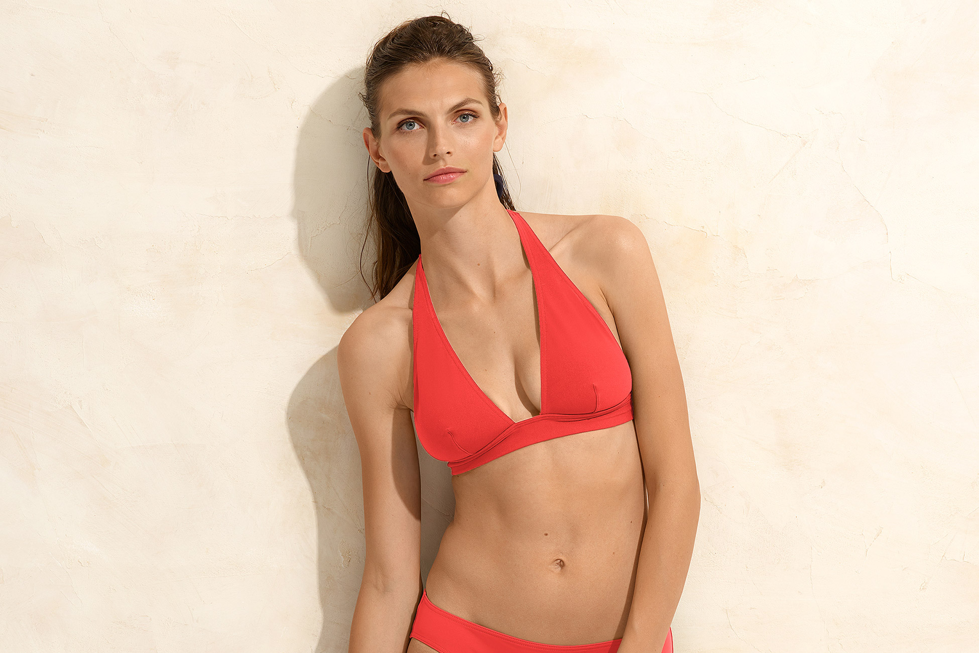 Foulard Full-cup triangle bikini top standard view 1