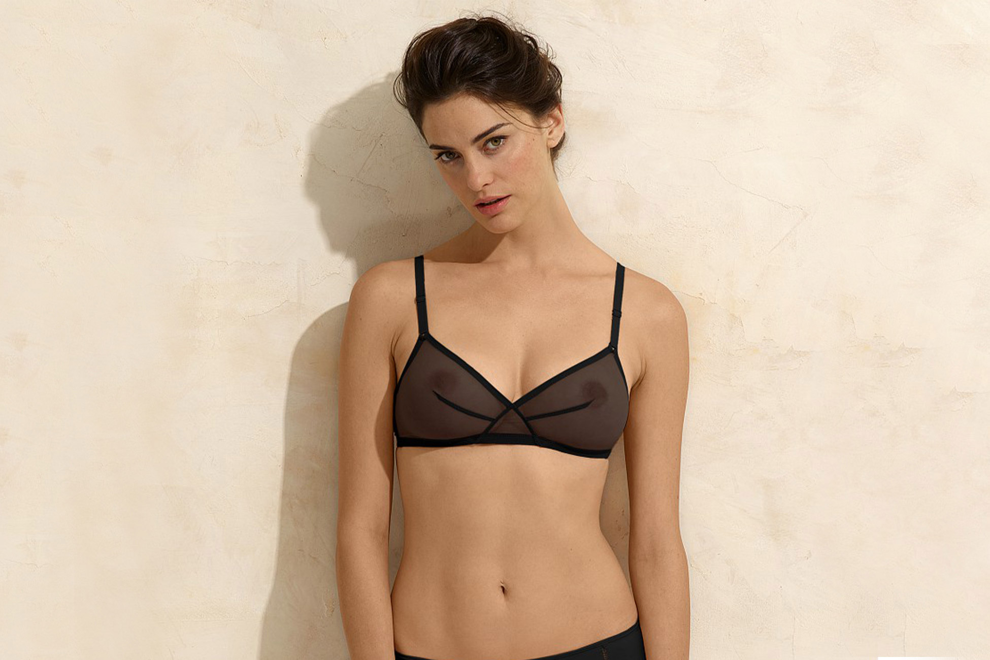 Bel Triangle bra standard view 1
